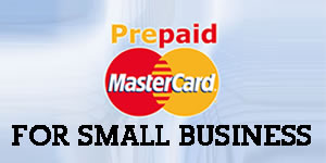 Prepaid credit cards for small businesses