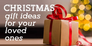 Christmas Gift Ideas For Your Friends And Family Members